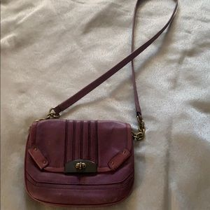 Cute leather bag